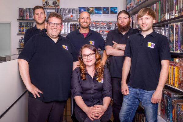 Fotograf Schwarzwald Business Teamfoto einer Belegschaft